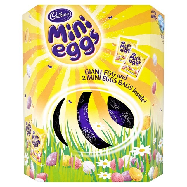 52 best gf easter eggs uk images on pinterest easter eggs cadbury giant mini eggs egg at ocado glutenfree coeliac negle Image collections