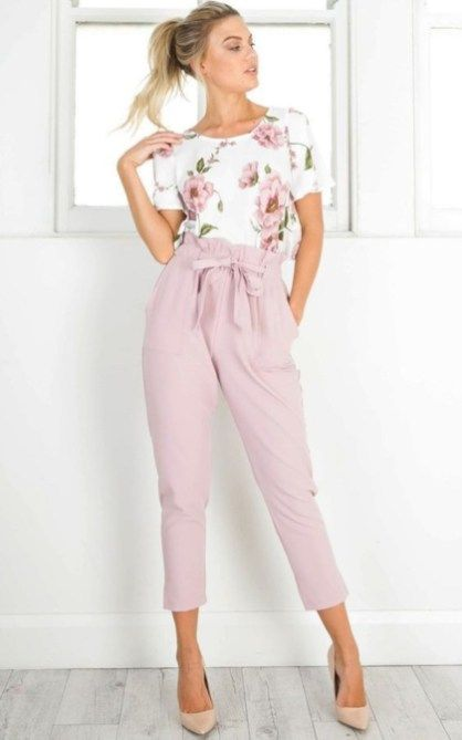 Professional Casual Office Outfit For Young Women 49 1