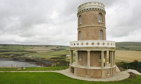 P.D. James - Clavell Tower _ The Black Tower