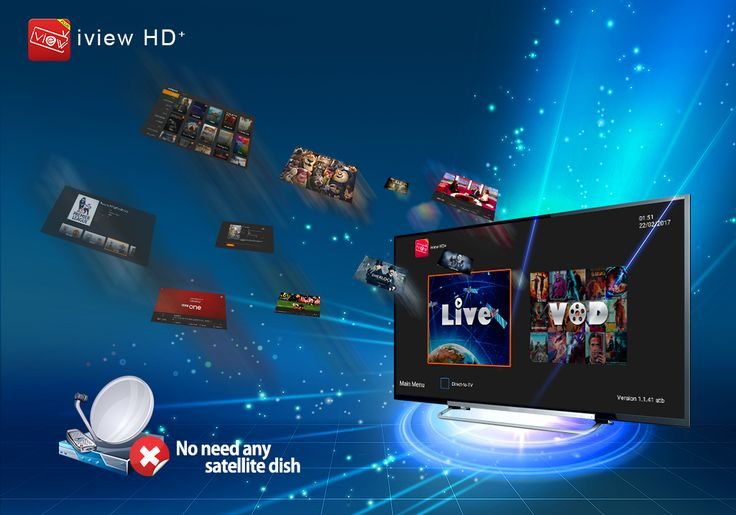 No need any satellite dish nor cable!iView HD IPTV Free Trial:https://www.streamingiptvmall.com