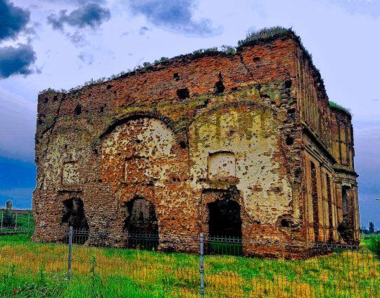 Abandoned Monastery, Bucharest partII.