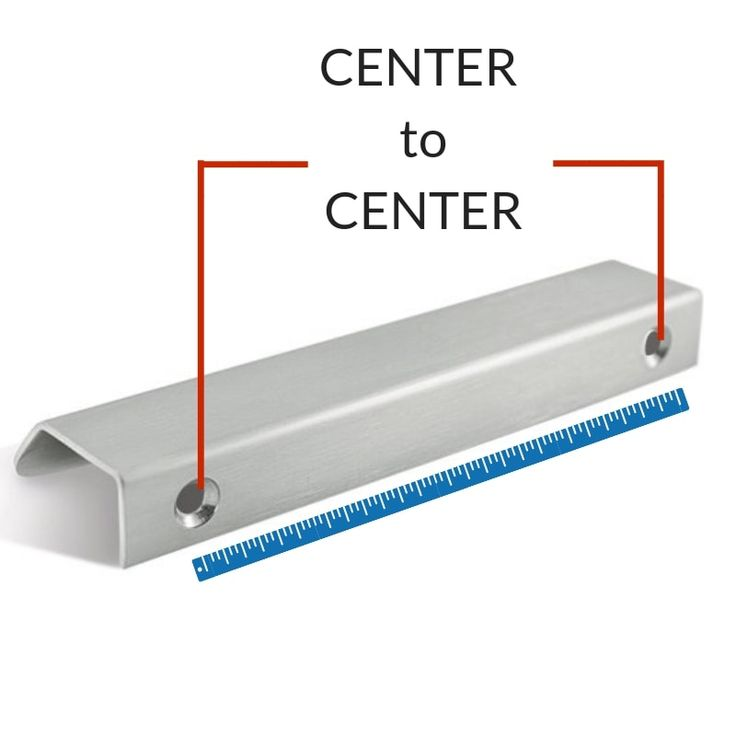 Measuring Pull Center to Center Your Guide for