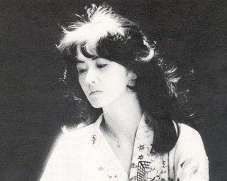 """Miyuki Nakajima.  I like a few of her songs (like """"Once in a Lifetime"""")"""