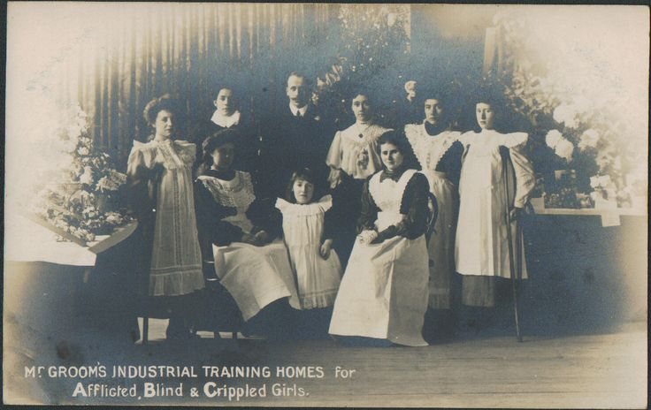 John Groom's Training Homes