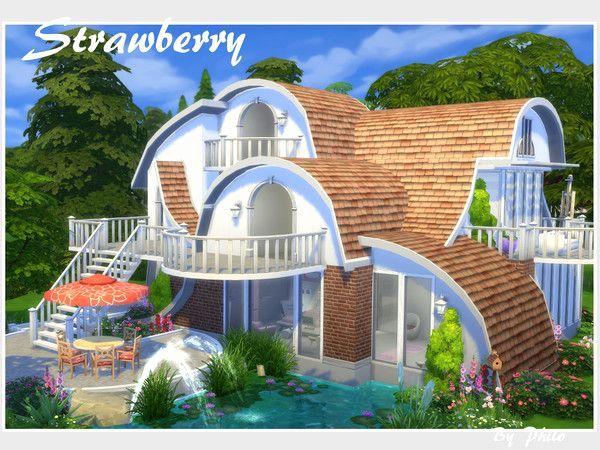 Afbeeldingsresultaat Voor Sims 4 Building Ideas Sims Pinterest
