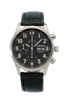 Junkers Wellblech JU52 Chronograph online kaufen - http://www.steiner-juwelier.at/Uhren/Junkers-Wellblech-JU52-Chronograph-Automatik::499.html