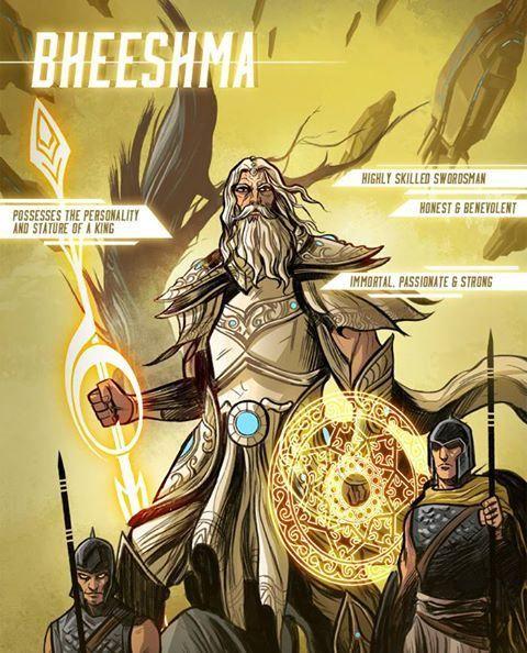 South Asian Superheroes & Grant Morrison's Motion Comic, Sci-Fi Take on the Mahabharata