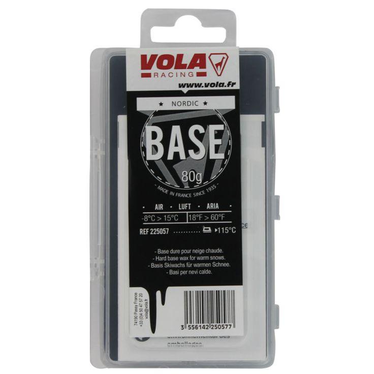 Nordic VOLA BGF dasar Keras lilin untuk hangat salju dengan Grafit dan fluorinated dasar