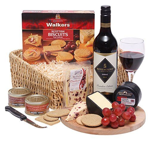 12 best easter hampers images on pinterest easter hampers wine cheese and pate hamper luxury hampers and gifts the perfect christmas hamper with free uk negle Gallery