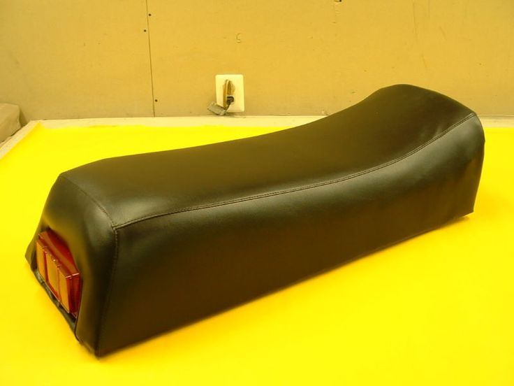 Snowmobile Parts 23834: 1976-78 Yamaha Exciter 440 Snowmobile Seat Cover New! -> BUY IT NOW ONLY: $79.99 on eBay!