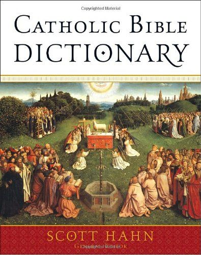 Catholic Bible #Dictionary/