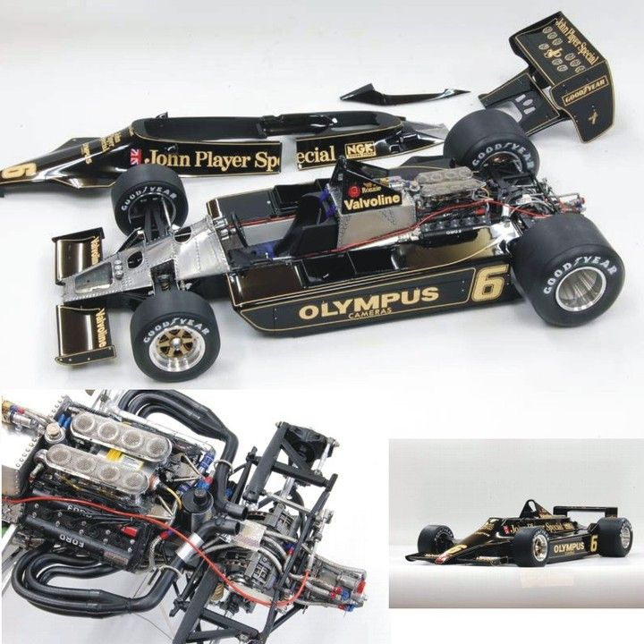 Wow Lotus Type 79 (MFH 1/12)