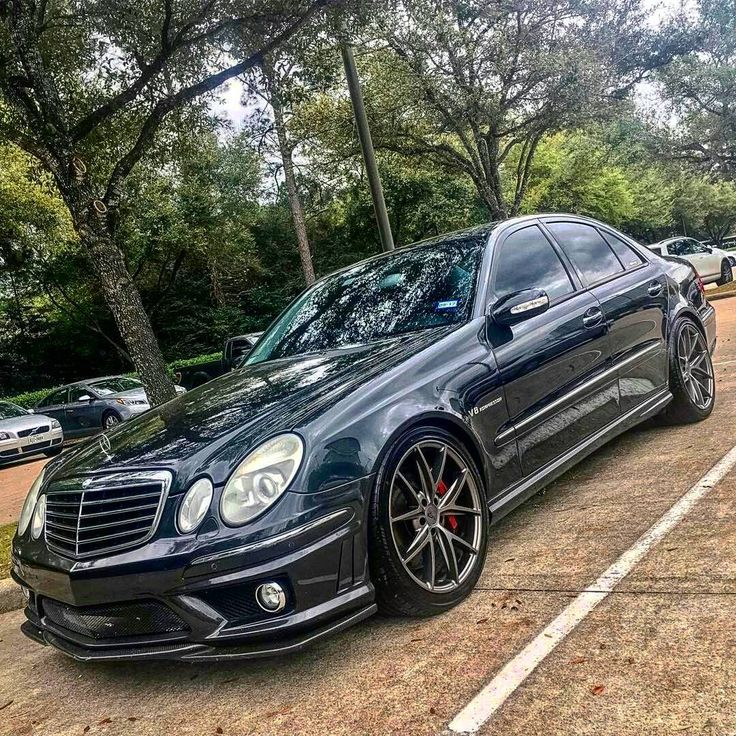 "2,571 Likes, 26 Comments - Mercedes-Benz W211 (@w211mercedes) on Instagram: ""For sale! For sale! one of the cleanest E55 ///AMG in the USA is for sale!  ➖Owner…"""