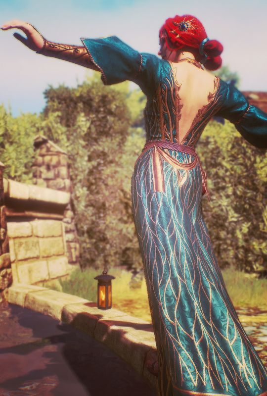 Triss Merigold The Witcher 3