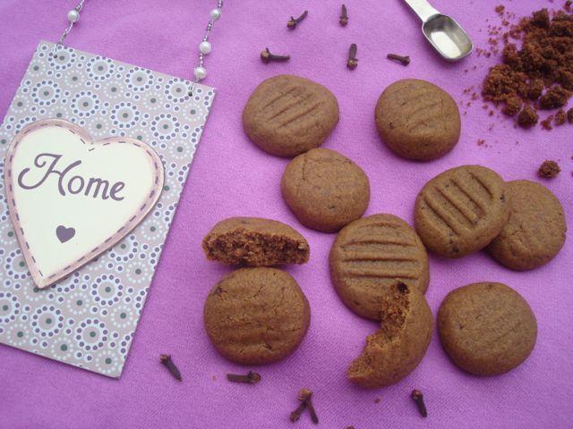 Jemné zázvorové cookies