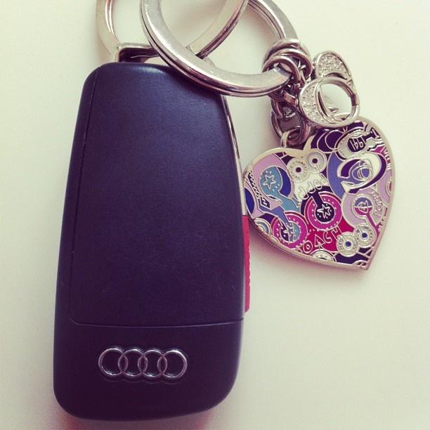 Coach Key Chain I Like It My Dream Ride Pinterest