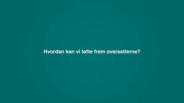 Norsk Oversetterforening | Tweetations | Kampanjeidé | Gullkalven 2011 gull | Idé og manus