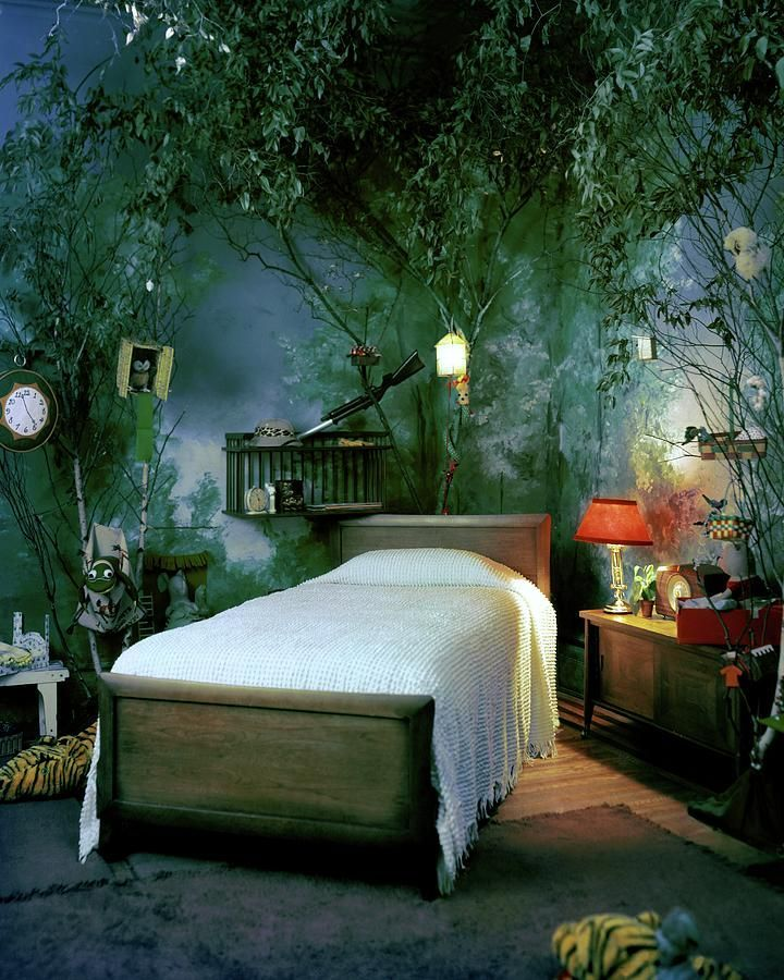 Best A Child S Bedroom Designed By William Riva By Otto Maya In 640 x 480
