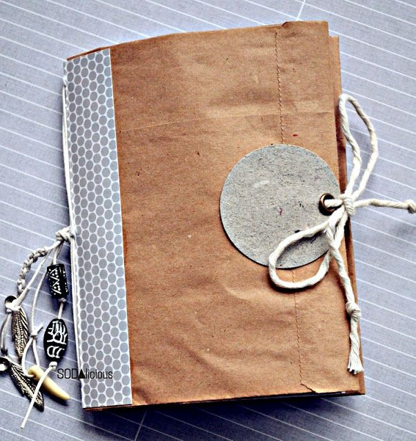 84 Best Paper Bag Journals Images On Pinterest Brown Bags Paper