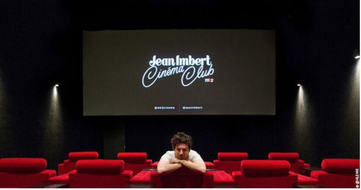 Pour la deuxième année, Jean Imbert organise des séances de cinéma un peu spéciales avec MK2.