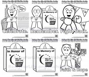 13 best RELAY Coloring Pages images on Pinterest Relay for