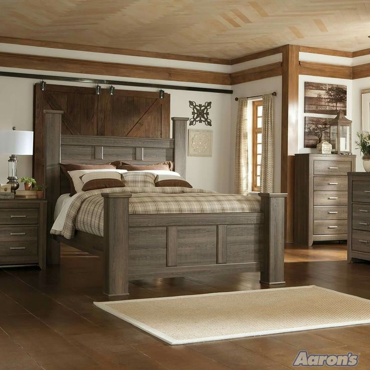 27 Best Bedroom Sets Images On Pinterest  Queen Bedroom Sets Captivating Aaron Bedroom Set Inspiration
