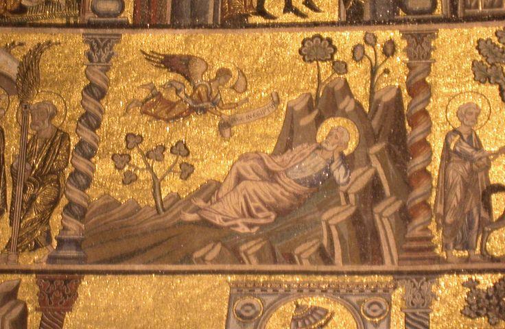 FirenzeBattisteroStorieGesùSognoGiuseppe - Battistero di San Giovanni (Firenze) - Wikipedia