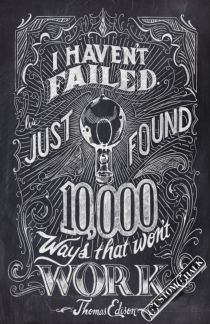 CJ Hughes - Chalk art magazine cover, chalk art for print advertising