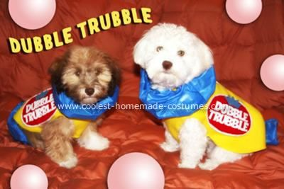 Schatzi + Dutch = Dubble Trubble Dog Costumes... This website is the Pinterest of pet halloween costumes