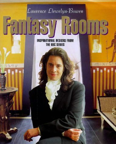 Fantasy Rooms: Inspirational Designs from the BBC Series by Laurence Llewelyn Bowen, This text explores all kinds of styles from Gothic to Egyptian to high Renaissance. All kinds of living rooms are transformed.