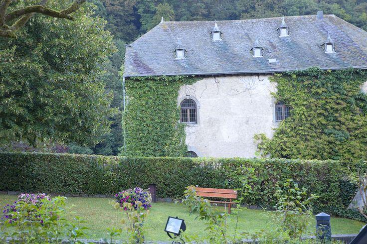Zamek w Clrevaux, Ksiestwo Luksemburg. Edyta Guhl. http://dolcevitainmykitchen.blogspot.de