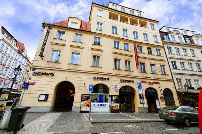 Hotel Melantrich - hotel