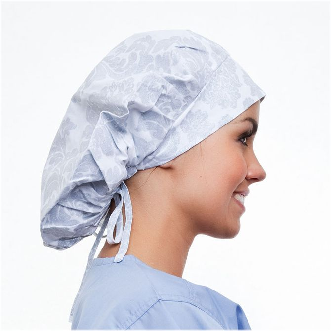 Bouffant Surgical Cap Pattern