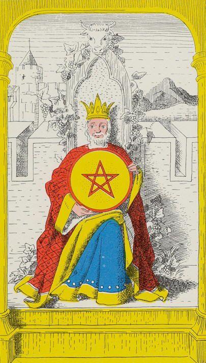 Royal Fez Moroccan Tarot