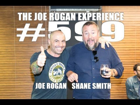 Joe Rogan Experience #599 - Shane Smith (VICE)