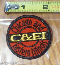 Patch #111 Chicago and Eastern Illinois C&EI ( Railroad Patch )