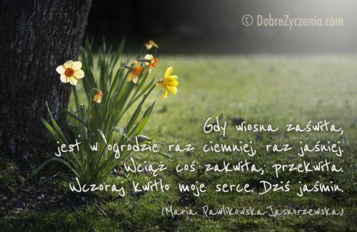 Wiosna w poezji polskiej