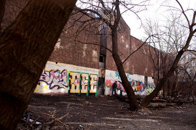 Debate on Graffiti as art.