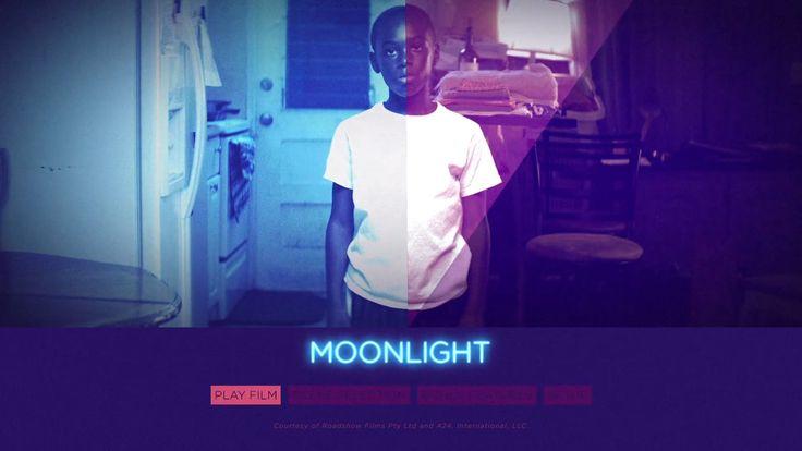 Moonlight BD motion menu