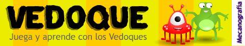 Vedoque - Juegos educativos - Curso de mecanografía gratis