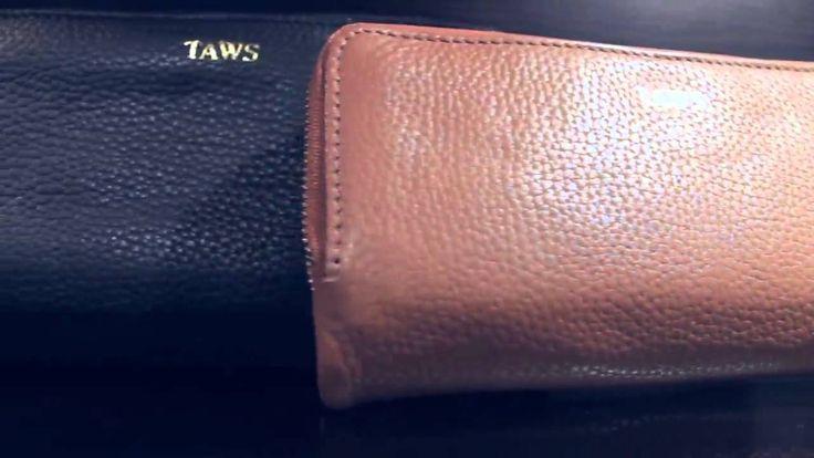 Taws: The Leather Walk   www.shoptaws.com