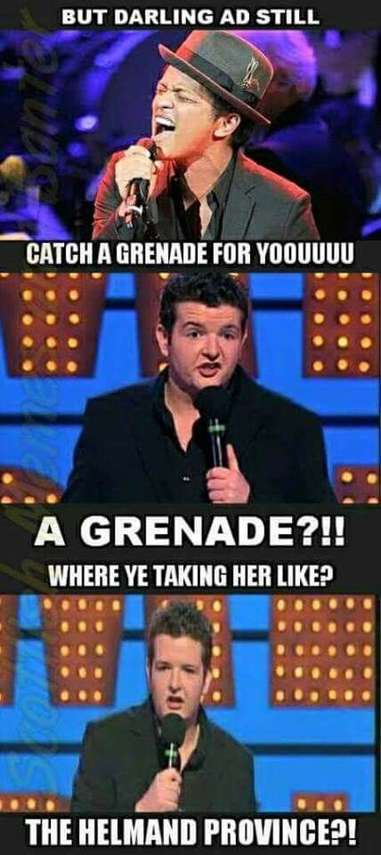 Kevin Bridges ladies and gentlemen...