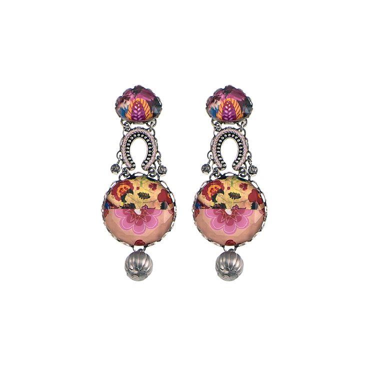 Flora Crush Earrings