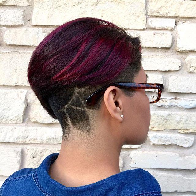 Shaver Bald Women Fetish 61