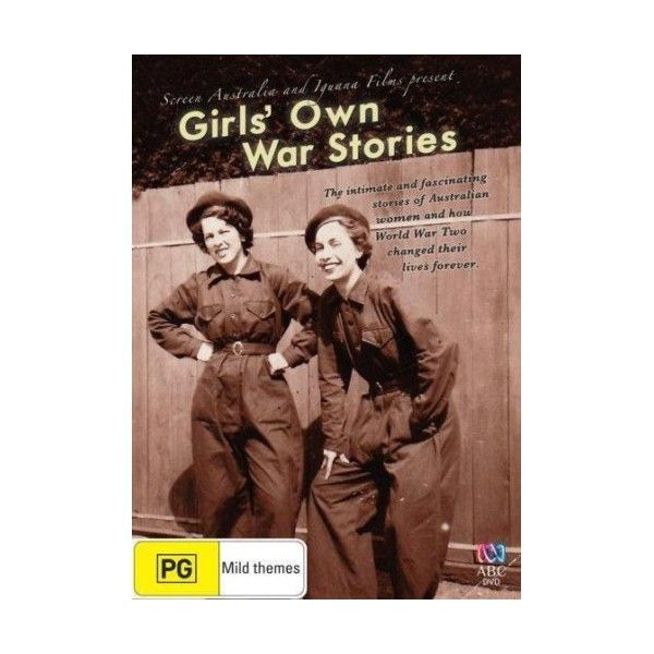 A Great recollection of Australian Women during WW2 ABC Documentary