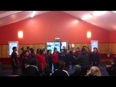 Kaikohe Intermediate's kapa haka group sings Hallelujah in te reo Maori. Absolute, wonderful, rippling goosebumps.