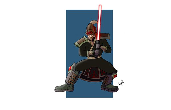 Master Yi on Behance