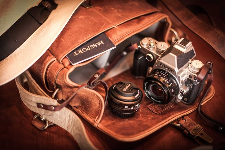 Nikon Df, Voigtlander lenses and ONA Bowery bag by fussgangerfoto  on 500px