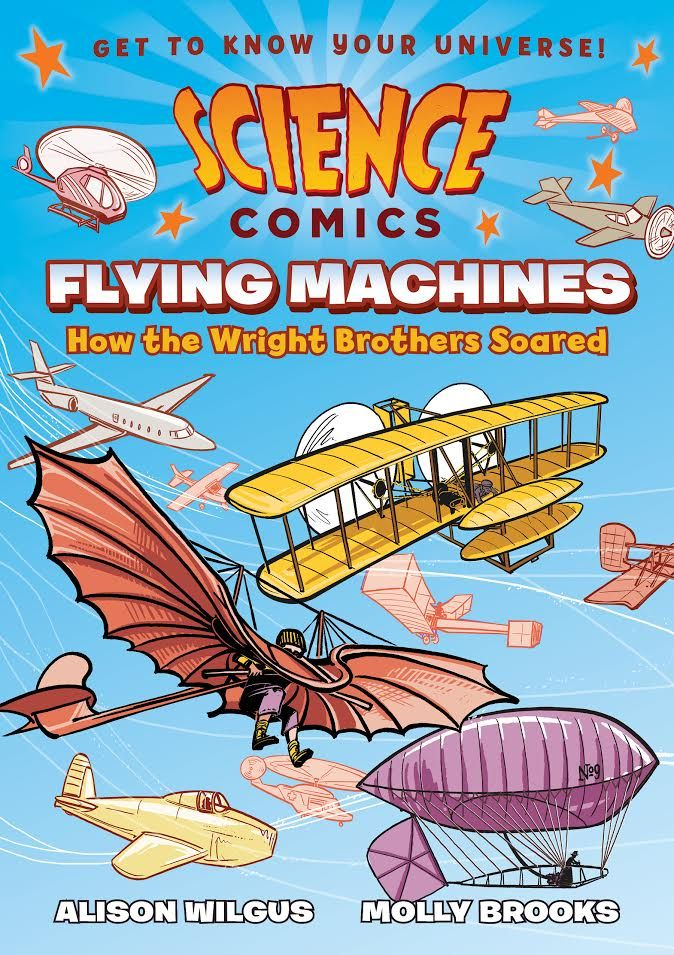 science-comics-flying-machines-cover