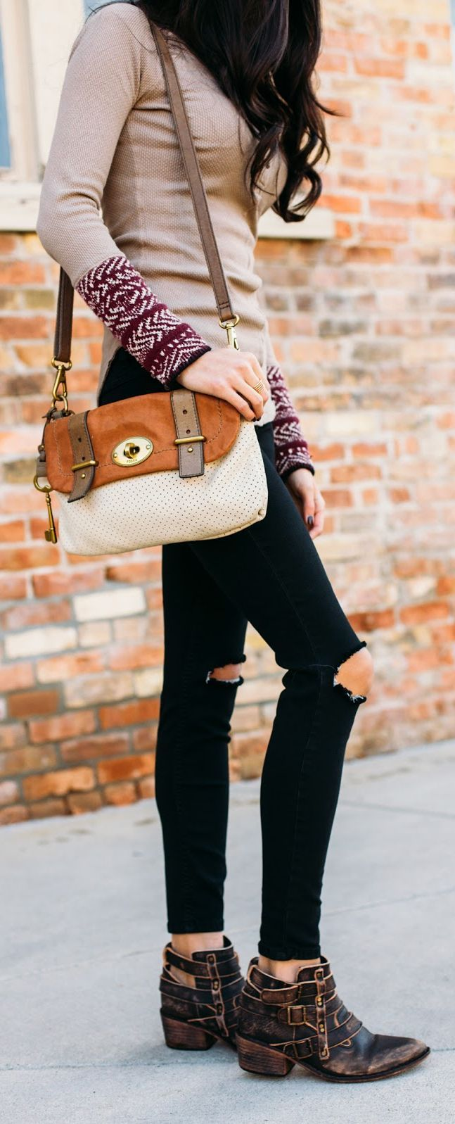 Chilly Days Outfit Idea by Simply hued